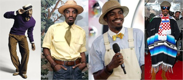Music Icon Fashion Inspiration: How to Dress Like Andre 3000 ...
