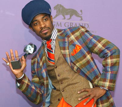 Image result for andre 3000 green suit hat
